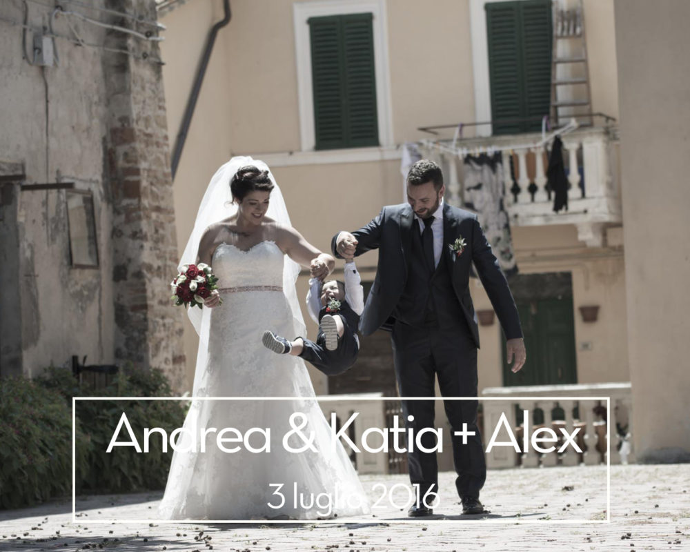 Andrea & Katia + Alex